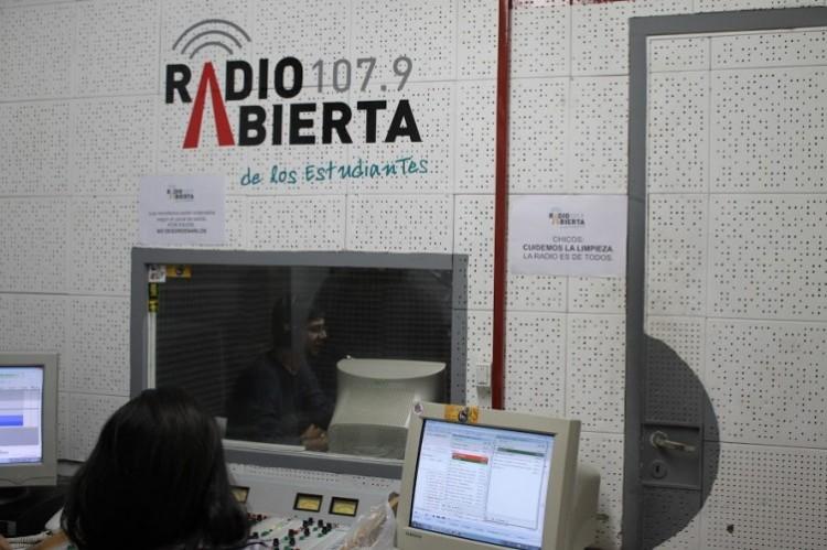 La FAD tuvo esta semana su propia transmisión de Radio Abierta