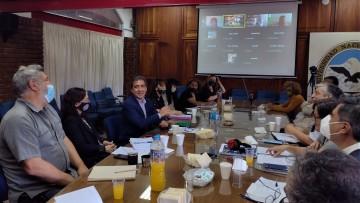 Escuelas artísticas de Mendoza y la FAD fortalecen vínculos