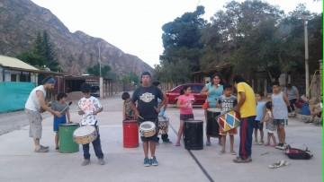 """""""Ritmo de montaña"""": experiencia de murga en territorio"""