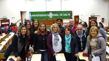 La FAD estuvo presente en encuentro nacional y latinoamericano de Ingreso Universitario
