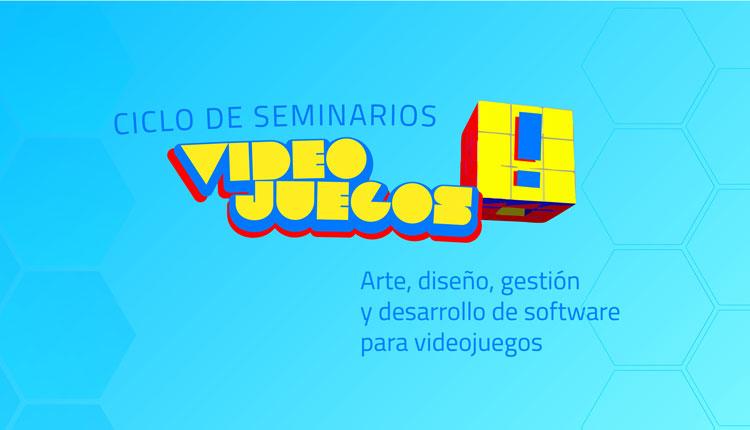 Presentarán el ciclo de seminarios en videojuegos