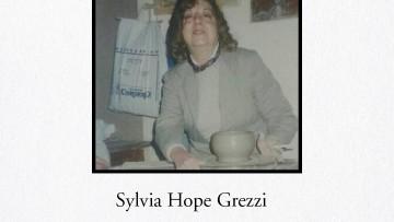 Con cariño y pesar, la FAD despide a Sylvia Hope Grezzi