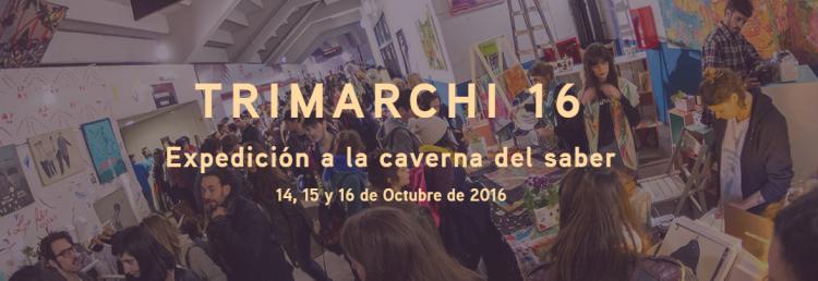 Entradas libres para asistir al encuentro de diseño Trimarchi