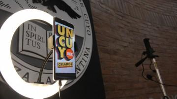"""Sigue en marcha """"UNCUYO REC"""", el proyecto que acerca las aulas a las pantallas de docentes y estudiantes"""