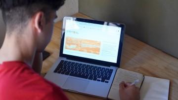 """""""UNCUYO Reconecta"""": campaña para que todos accedan al cursado virtual"""