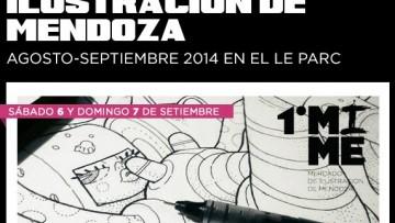 Convocatoria para la 1° Feria de Ilustradores Mendocinos