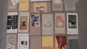 Se dictó una charla sobre el archivo de artistas y escritores