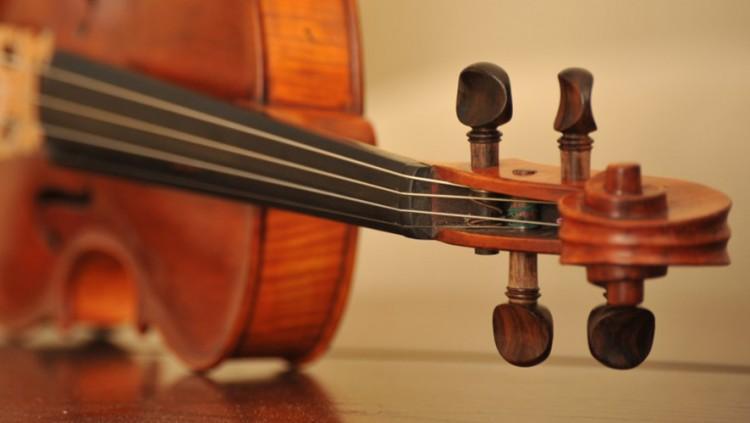 Ciclo de Clases Magistrales de violín y viola
