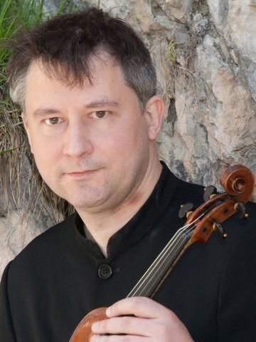 David Wolfgang dictará una Clase Magistral de violín