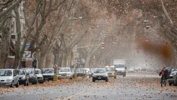 Suspensión de actividades desde las 13.30 por alerta meteorológica