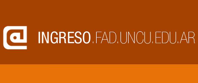Ingreso FAD 2016